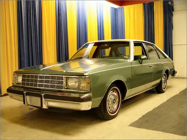 Money: 1978 Buick Century 4-door sedan