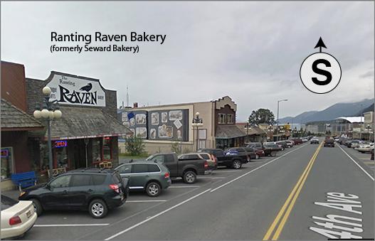 Seward Bakery (Ranting Raven Bakery)